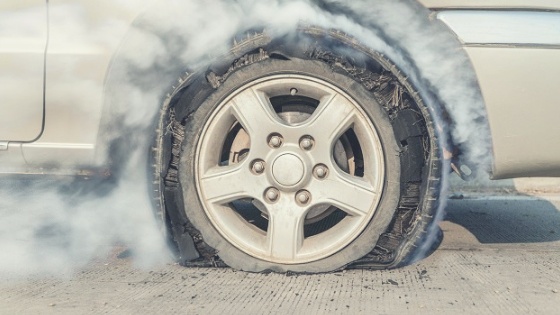 5 Safety Tips for Your Car Tyre : By Peter Owinje